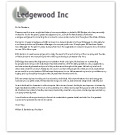 Ledgewood Letter of Reference
