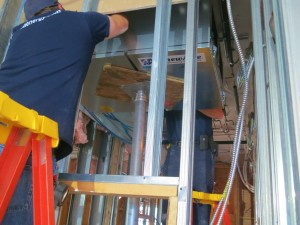 HVAC Unit Install